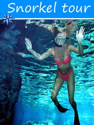 Capri snorkel tour