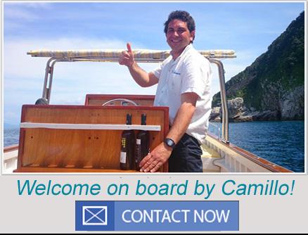 welcome capri tour boat