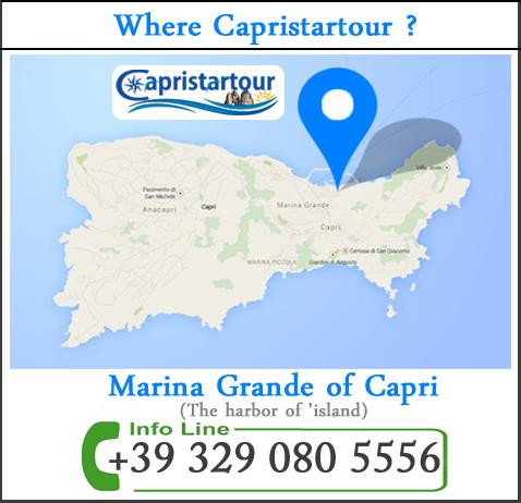 Dove si trova capristartour