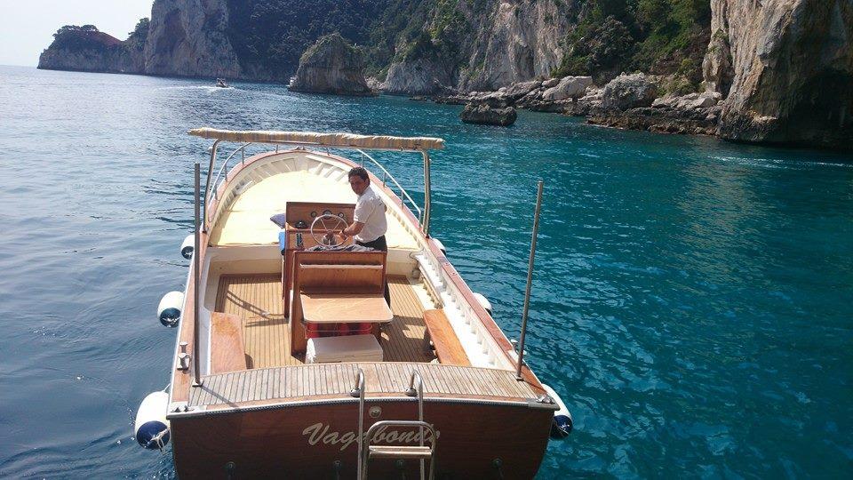 Noleggio Barche Capri