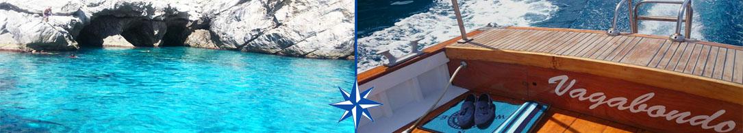 full day tour giro dell' isola di Capri